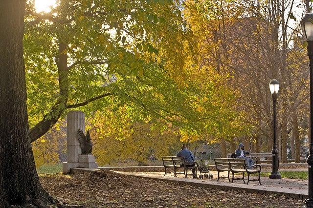 Fort Greene Park en NuevaYork