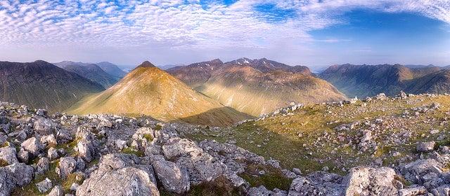 Glen Coe, uno de los lugares que ver en Escocia