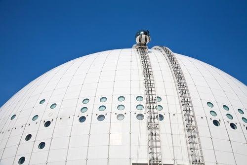Ascensores del Globen Arena de Estocolmo