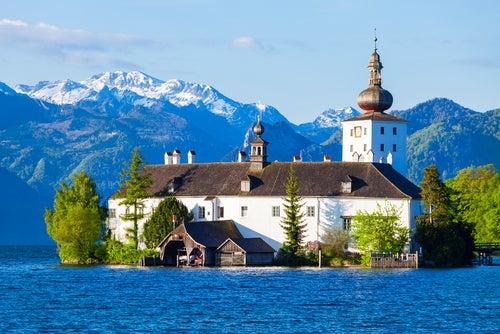 Gmunden en Austria