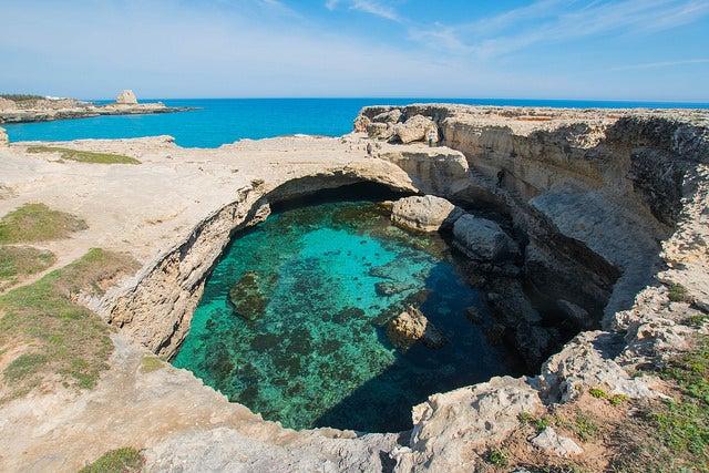 Grotta de la Poesía en Italia