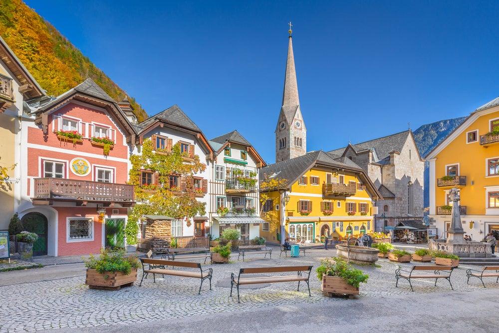 10 pueblos de Austria donde te olvidarás de todo