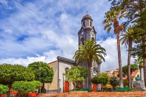 Iglesia del Puerto de la Cruz