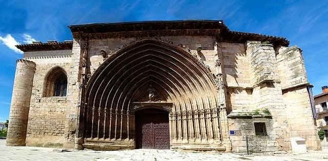 Iglesia de San Juan en Aranda de Duero