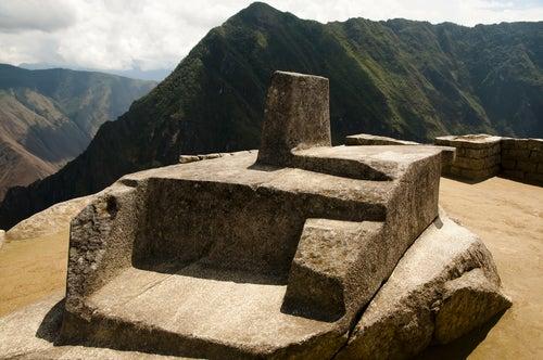 Intihuatana, una de las curiosidades de Machu Picchu