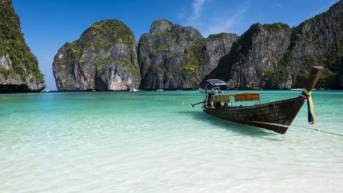 Ko Phi Phi en Tailandia