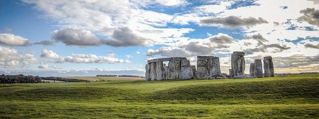 Panorámica de Stonehenge
