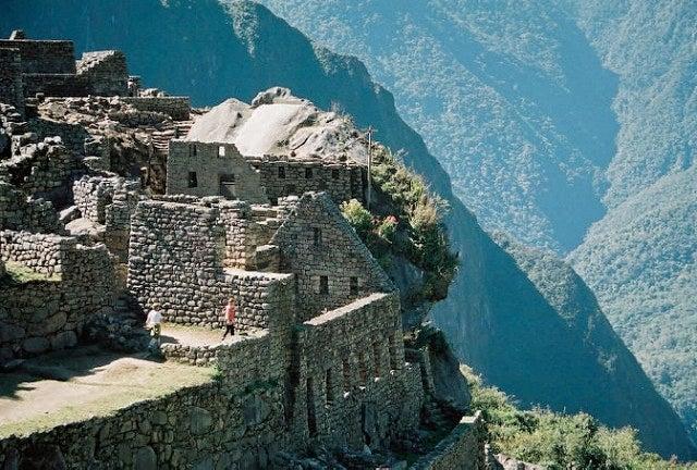 Vista del Machu Picchu