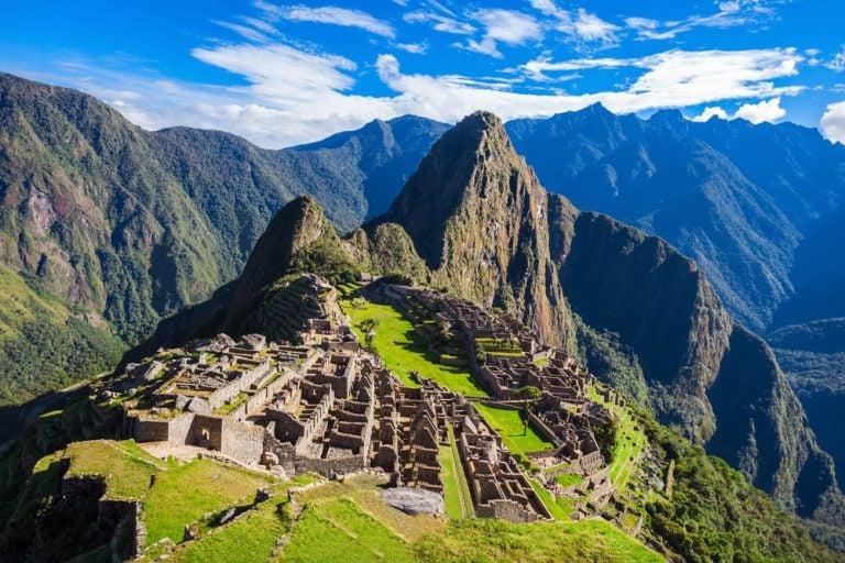 Descubrimos las grandes maravillas de Perú