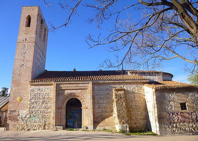 Ermita Santa María la Antigua en Madrid