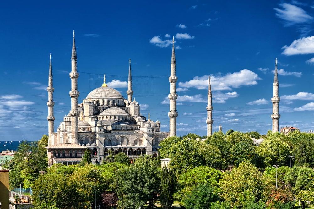 5 datos que debes saber de la Mezquita Azul de Estambul