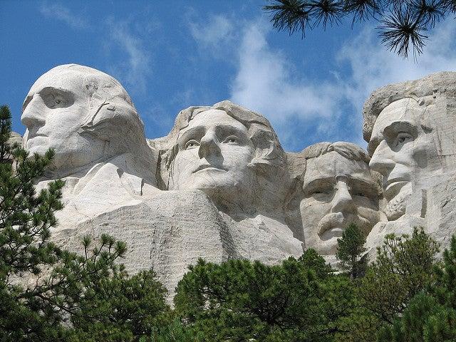 5 curiosidades del Monte Rushmore en Estados Unidos