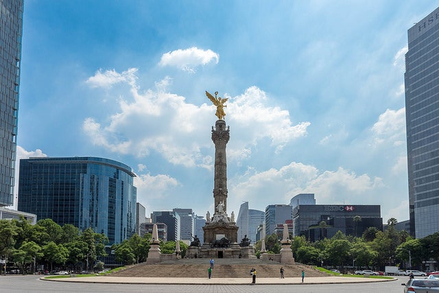 Qué ver cerca del Monumento a la Independencia de México