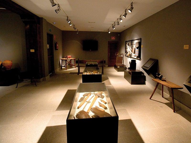 Visitamos el Museo del Jamón en Guijuelo