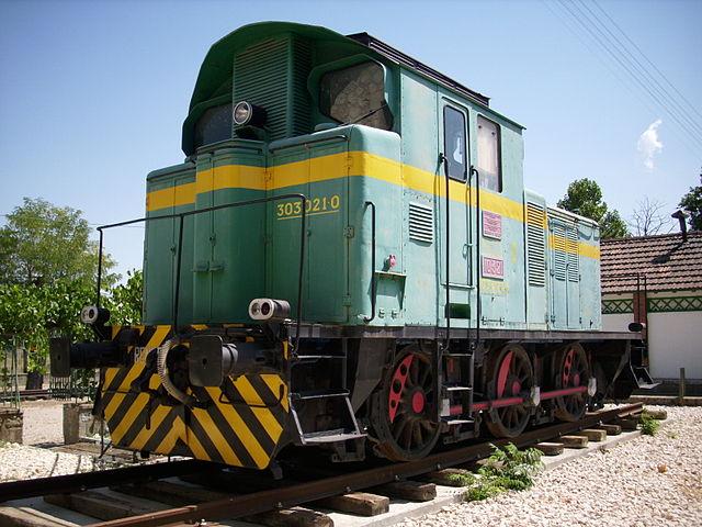 Museo del Tren en Aranda de Duero