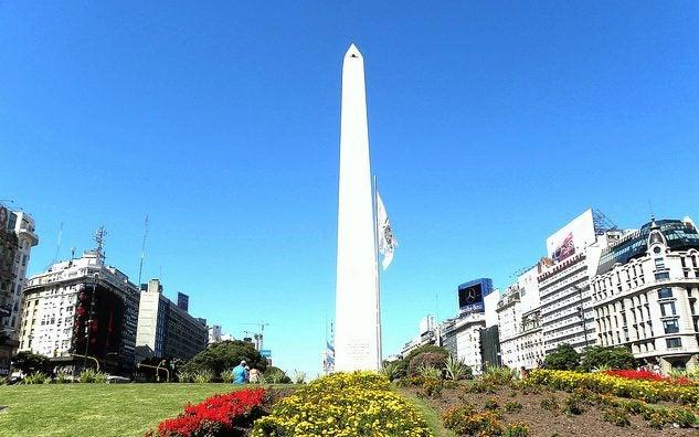 Conoce la historia del Obelisco de Buenos Aires