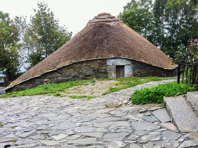 O Cebreiro, uno de los pueblos españoles anclados en el tiempo