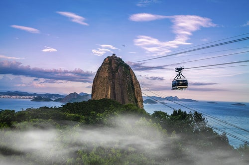 Pan de Azúcar en Río de Janeiro