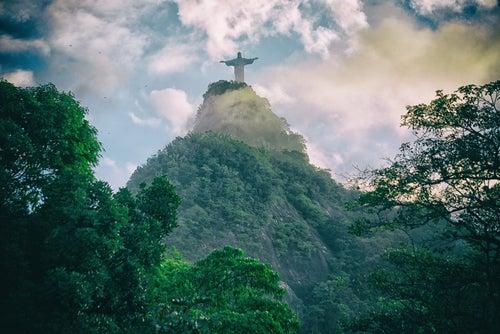 Ver el Cristo Redentor desde Parque Tijuca