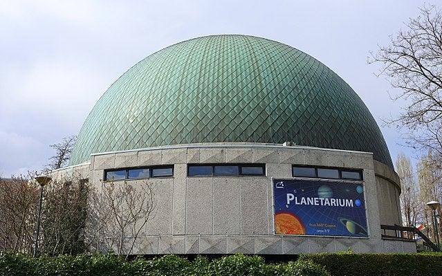 Planetario de Bruselas