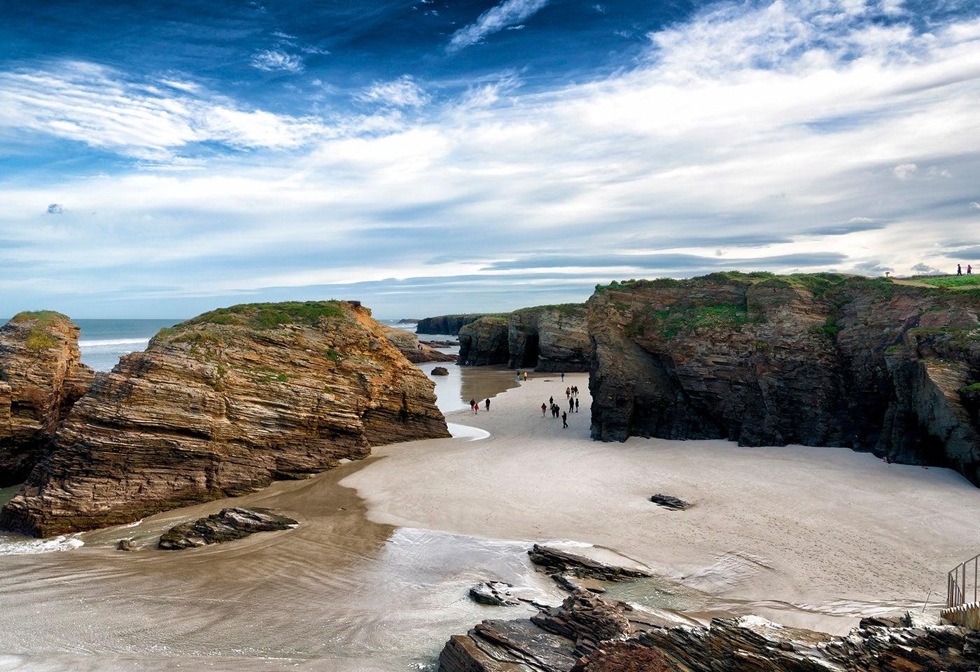 Vamos a disfrutar de las mejores playas de Lugo