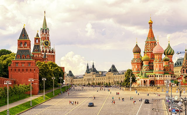 6 cosas que ver en la Plaza Roja de Moscú, la capital de Rusia