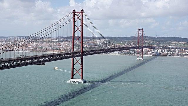 Puente 25 de Abril de Lisboa