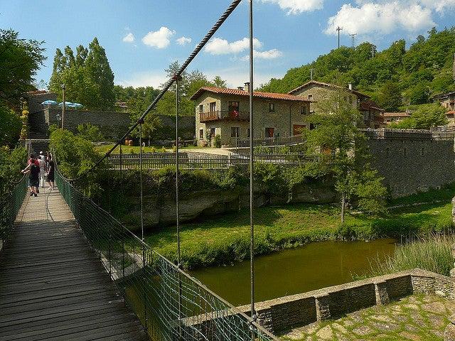 Puente de Rupit