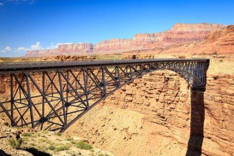 Puente Navajo en Estados Unidos