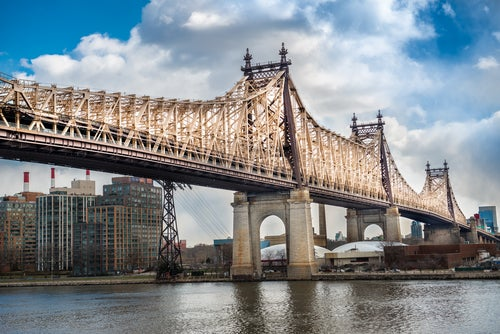 Queensboro Bridge en Nueva York