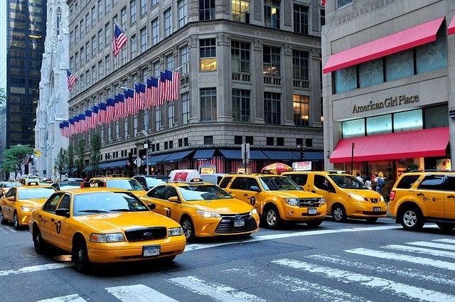 Quinta Avenida uno de los lugares que ver en Nueva York