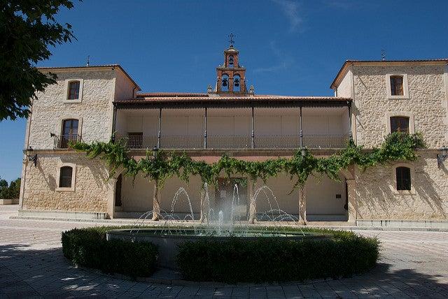 Santuario de la Virgen de las Viñas en Aranda de Duero