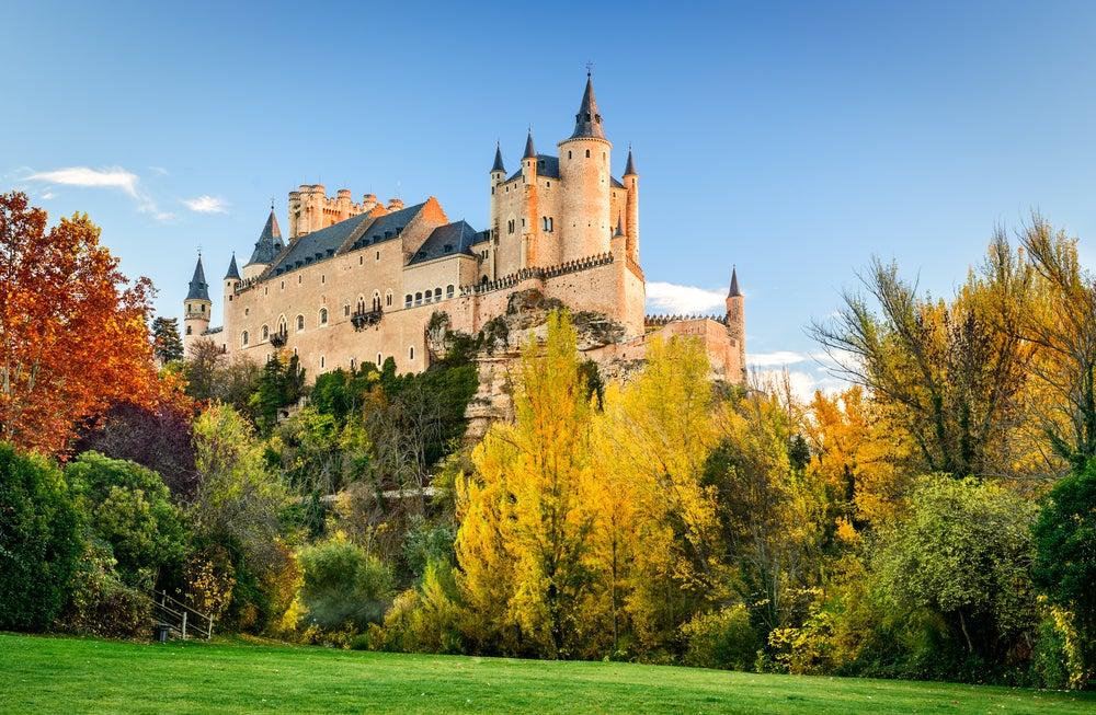 Alcázar de Segovia, uno de los castillos más hermosos del mundo