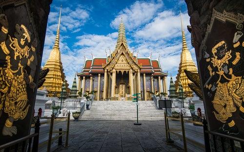 Templo del Buda Esmeralda en Tailandia