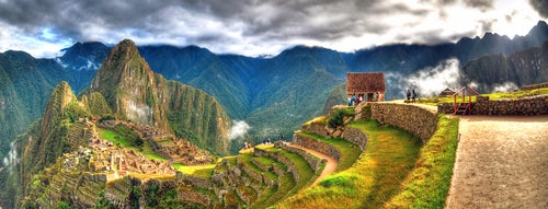 Terrazas en Macchu Pichu