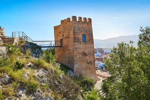 Torre de la Reina Mora en Cullera