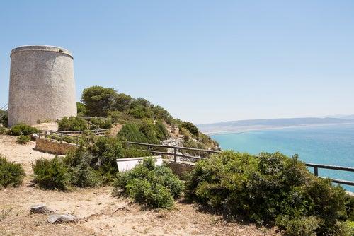 Torre del Tajo en Barbate