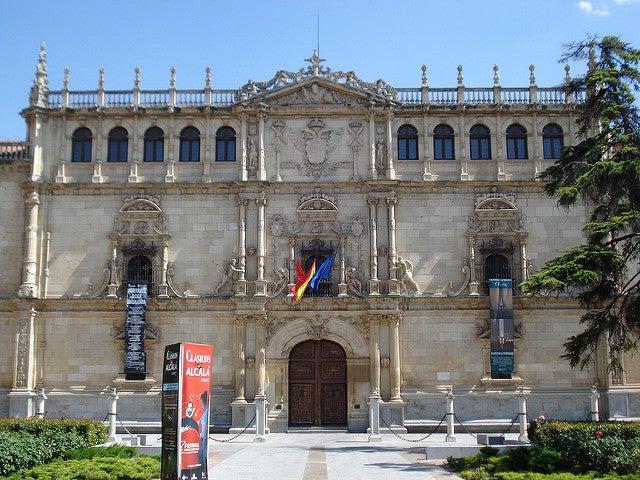 Universidad de Alaclá de Henares