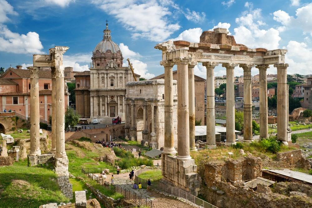 Foro Romano, imprescindible en un viaje a Roma