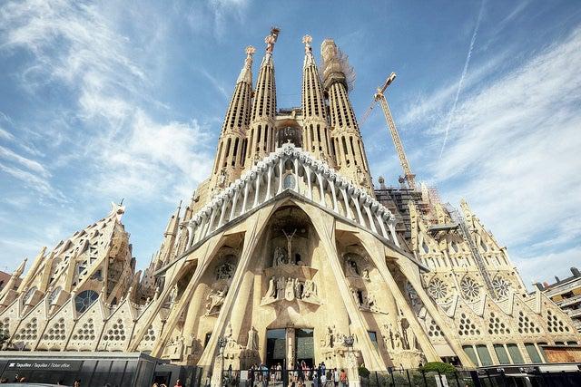 Curiosidades de la Sagrada Familia de Barcelona