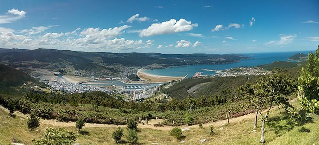 Viveiro, un pueblo con mucho encanto en Galicia