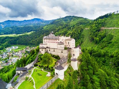 Werfen en Austria