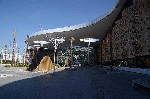 Aeropuerto de Menara en Marrakech