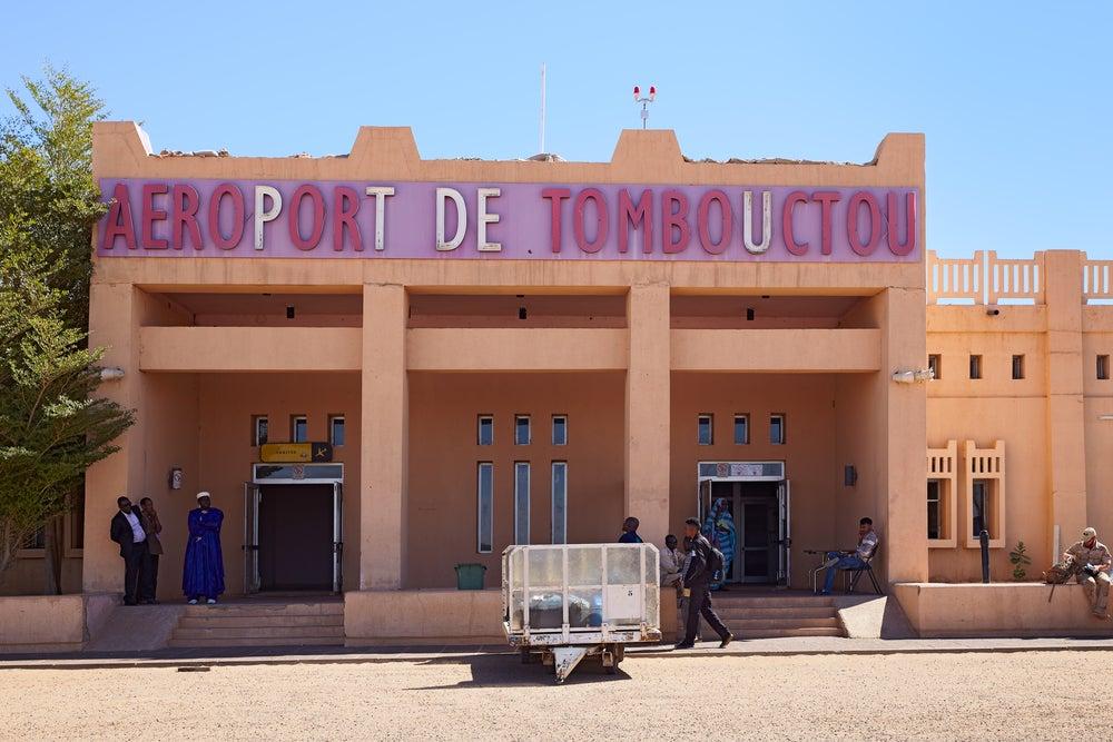 Aeropuerto de Tombuctú