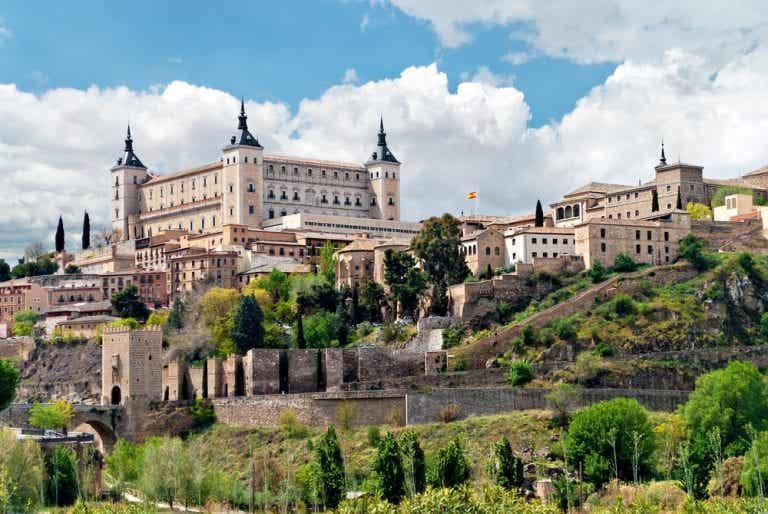 Cómo llegar al Alcázar de Toledo, una de las joyas de la ciudad