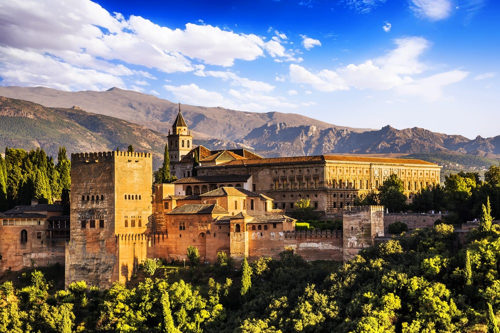 7 curiosidades de la Alhambra de Granada