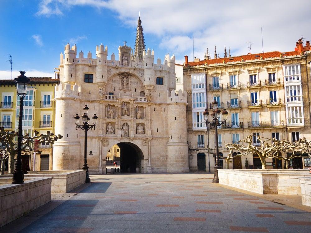 Arcos de Santa María de Burgos