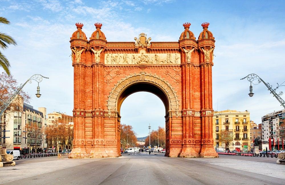 Arco del Triunfo de Barcelona