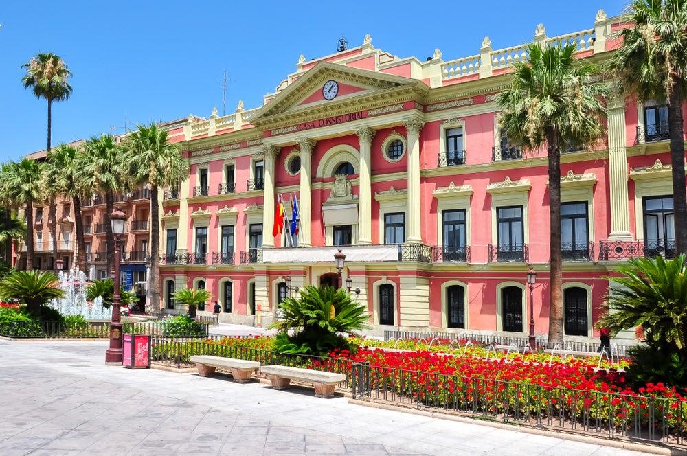 Ayuntamiento de la ciudad de Murcia