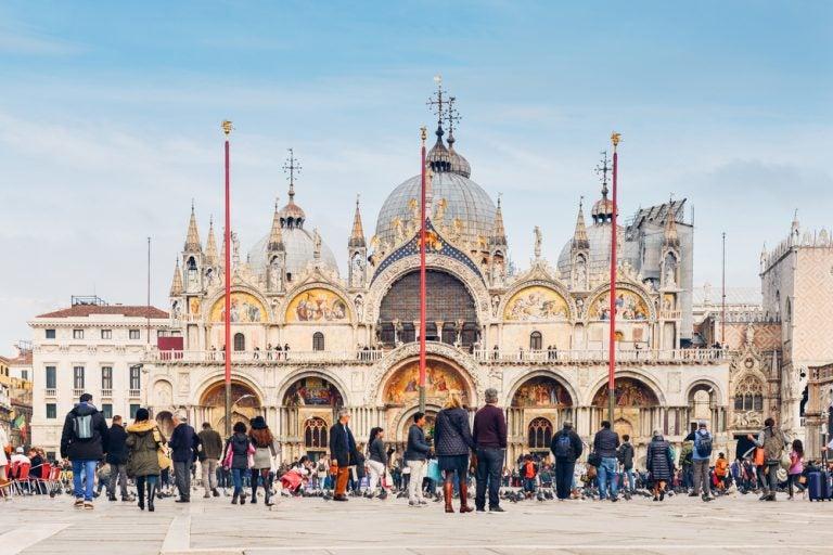 Guía para visitar la bella basílica de San Marcos de Venecia